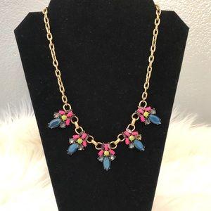 J. Crew Multicolored Necklace